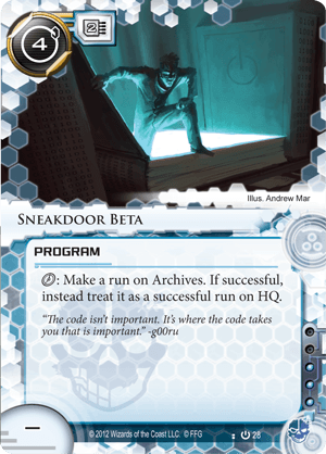 Sneakdoor Beta