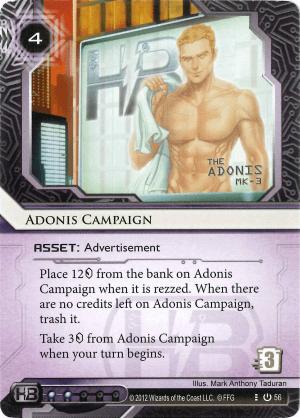 Adonis Campaign