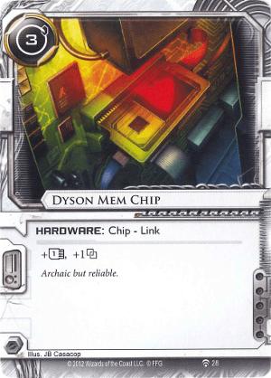 Dyson Mem Chip