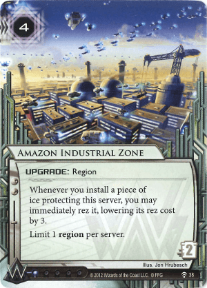 Amazon Industrial Zone