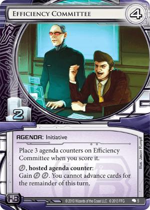Efficiency Committee