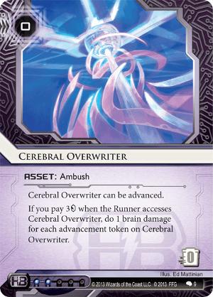 Cerebral Overwriter