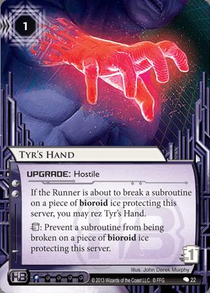 Tyr's Hand
