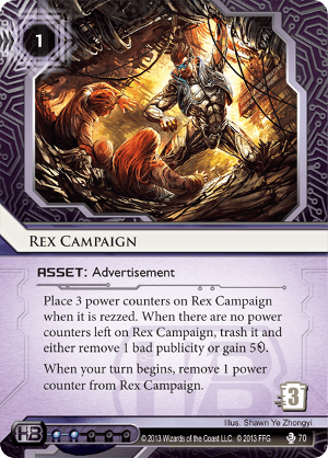 Rex Campaign