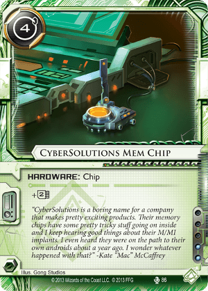 CyberSolutions Mem Chip