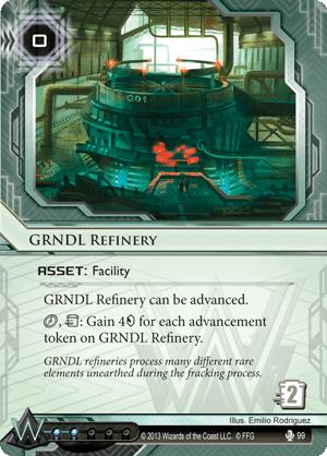 GRNDL-Raffinerie