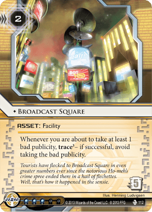 Broadcast Square
