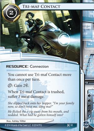 Tri-maf Contact
