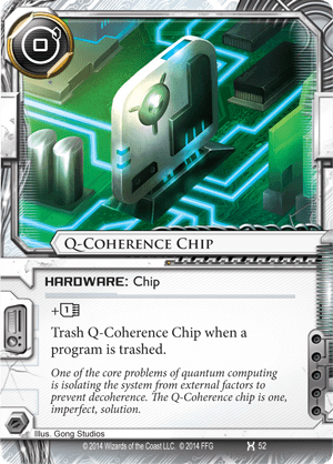 Q-Coherence Chip