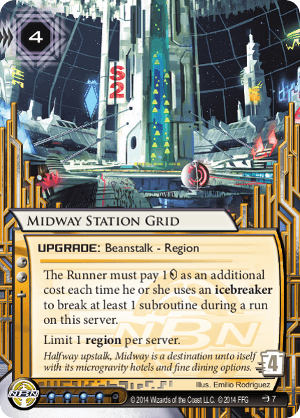 Midway Station Grid