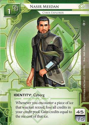 Nasir Meidan: Cyber Explorer