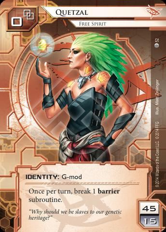 Quetzal: Free Spirit