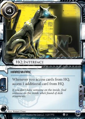 HQ Interface