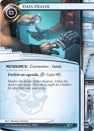 Data Dealer