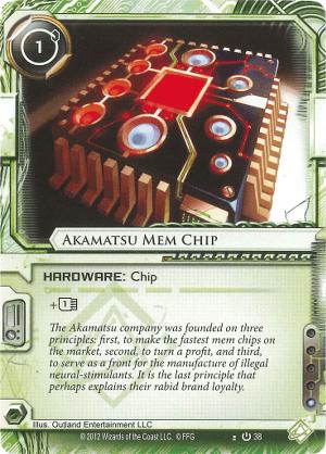 Akamatsu Mem Chip