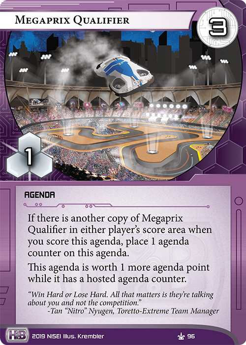 Megaprix Qualifier